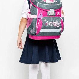 Рюкзаки, ранцы, сумки - Рюкзак ранец школьный с ортопедической спинкой, 0