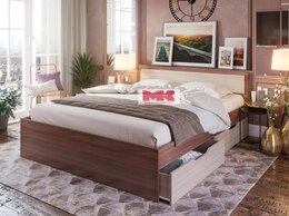 Кровати - Кровать Гармония 605 с ящиком 1.4, 0