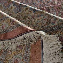Ковры и ковровые дорожки - Ковер Ковёр Персидский Шёлковый Ручная работа Эксклюзив, 0