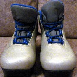 Ботинки - Ботинки лыжные 32р, 0