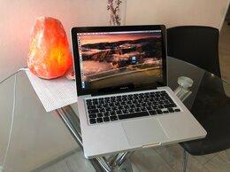 Ноутбуки - MacBook Pro 13 + new SSD 240gb, 0