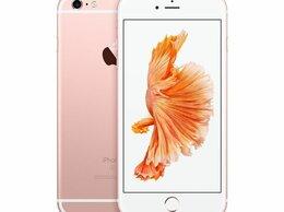 Мобильные телефоны - Apple iPhone 6S 64Gb Rose Gold (rfb), 0