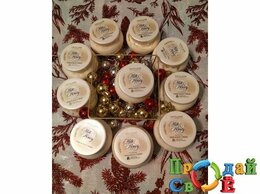 Кремы и лосьоны - Питательный крем для рук и тела Milk & Honey Gold, 0