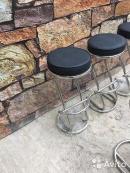 Мебель для учреждений - Барные стулья, 0