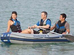 Моторные лодки и катера - Надувная лодка MARINER-4 SET четырёхместная, 0