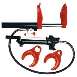 Съёмочный инструмент - Съемник пружин гидравлический, 1 т// Matrix, 0