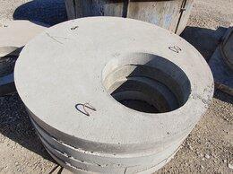 Железобетонные изделия - Крышка бетонная ПП 15.1 для септика, 0