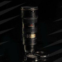 Объективы - NIKON AF-S VR 70-200 mm f/2.8G IF-ED // 1723 📷📷📷 , 0
