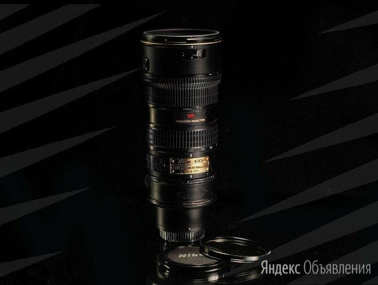 NIKON AF-S VR 70-200 mm f/2.8G IF-ED // 1723 📷📷📷  по цене 39500₽ - Объективы, фото 0