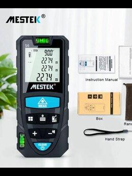 Измерительные инструменты и приборы - Лазерный рулетка Mestek(новая), 0