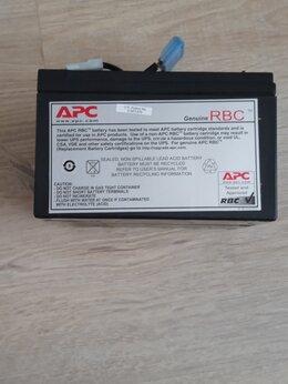 Источники бесперебойного питания, сетевые фильтры - Аккумулятор для ИБП APC 750I, 0