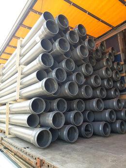 Водопроводные трубы и фитинги - Трубы ПВХ  для ливневой канализации, 0