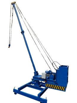 Краны - Кран Пионер - 1000/1500 с электроприводом, 0