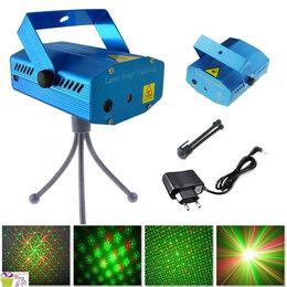 Телевизоры - Лазерный проектор Mini с треногой, 0