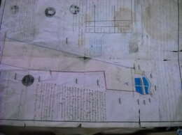 Антикварные книги - Антикварная карта из Тульской губернии 1861 года., 0