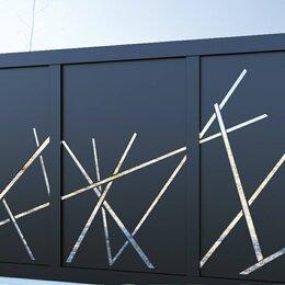 Заборы, ворота и элементы - Забор, 0