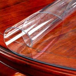 Скатерти и салфетки - Гибкое стекло на стол. Ширина 100 см. На отрез, 0