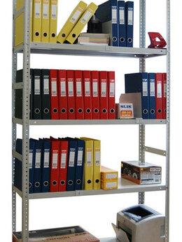 Мебель для учреждений - Стеллаж металлический, 0