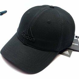 Головные уборы - Бейсболка кепка adidas (черный/черный), 0