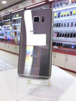 Мобильные телефоны - Samsung Galaxy S7 Edge 32gb Silver Б/У, 0