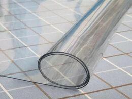 Скатерти и салфетки - Прозрачная стекло скатерть ПВХ на стол мягкая…, 0