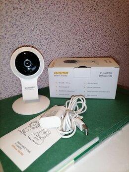 Камеры видеонаблюдения - Wi-Fi камера Digma DiVision 100, 0
