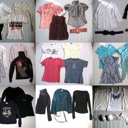 Блузки и кофточки - 9 пакетов женской одежды р.42-44, 0