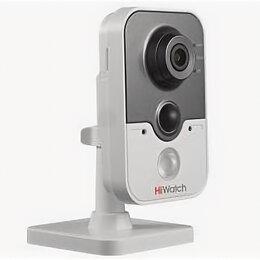 Камеры видеонаблюдения - HiWatch DS-T204 (2.8 mm) - 2Мп внутренняя HD-TVI камера, 0