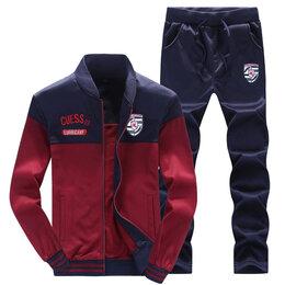 Спортивные костюмы - Мужской спортивный костюм (новый) размер 50-52, 0