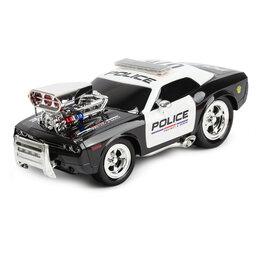 Радиоуправляемые игрушки - Машинка на радиоуправлении Полиция Полицейская, 0