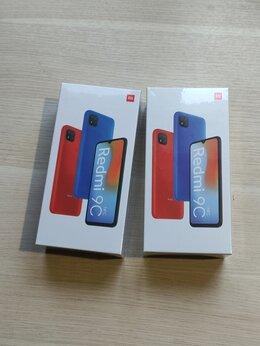 Мобильные телефоны - Redmi 9C NFC 2/32gb, 0
