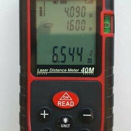 Измерительные инструменты и приборы - Лазерный дальномер электронная рулетка цифровая линейка, 0