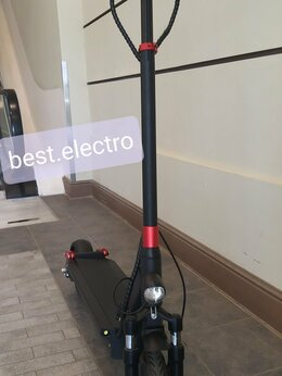 Самокаты - Электросамокат Joyor G1, 0