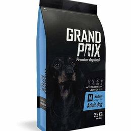 Корма  - Корм Grand Prix Medium Adult для взрослых собак ср, 0
