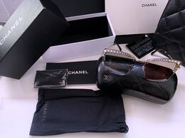 Очки и аксессуары - Солнцезащитные очки Chanel оригинал !!!, 0