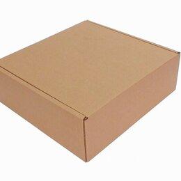 Упаковочные материалы - Картонные коробки, 0