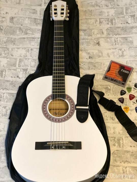 Гитара Новая по цене 3300₽ - Акустические и классические гитары, фото 0