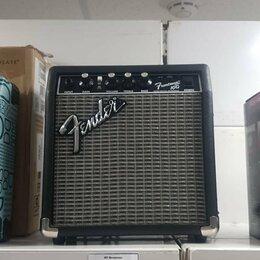 Гитарное усиление - Комбоусилитель Fender Frontman 10G , 0