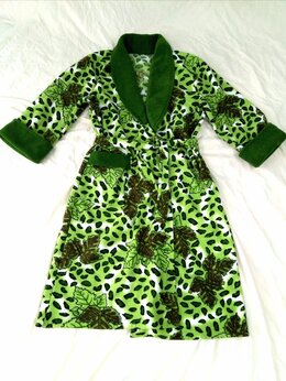 Домашняя одежда - Натуральный махровый халат 46-48/48-50, 0