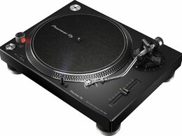 Проигрыватели виниловых дисков - PIONEER PLX-500-K виниловый проигрыватель, 0