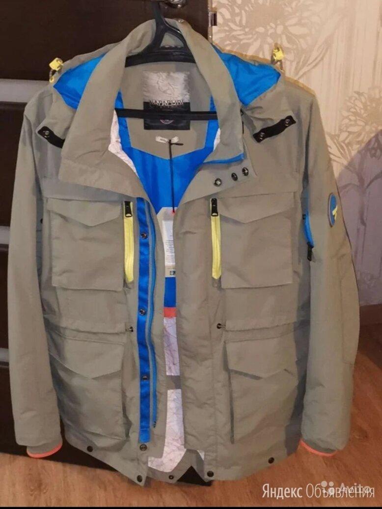 NAPAPIJRI Италия парка по цене 11000₽ - Куртки, фото 0