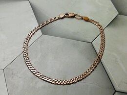 Браслеты - Золотой браслет 585 пробы, массой 3.4 грамма.…, 0
