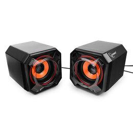 Компьютерная акустика - Акустическая система 2.0 Gembird SPK-405 пассивные, 0