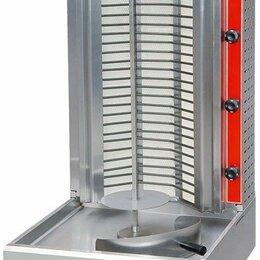 Прочее оборудование - Аппарат для шаурмы Hurakan HKN-GR30, 0