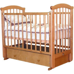Кроватки - Детская кроватка с матрасом, пеленальный столик…, 0
