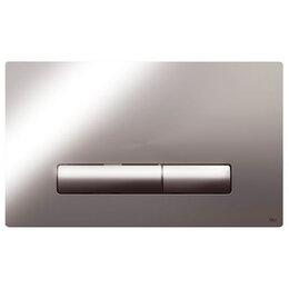 Унитазы, писсуары, биде - Кнопка смыва Glam OLI 139185, 0