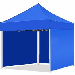 Рекламные конструкции и материалы - торговый шатер, 0