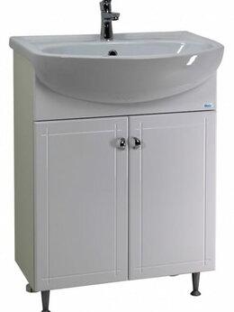 Холодильники - Тумба Троя 55 под умывальник Уют-550 без ящика, 0