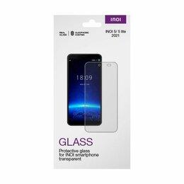 Защитные пленки и стекла - Защитное стекло 2,5D для INOI 5/5 Lite 2021, 0