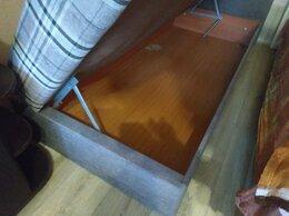 Диваны и кушетки - Кушетка с ящиком в нутрии 90 см, 0